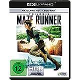 Maze Runner 1-3  (3 4K Ultra HD) (+ 3 Blu-ray 2D)