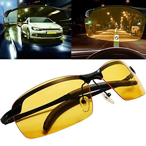 SayHia High End Nachtsichtbrillen Polarisierte Brillen Leichtes UV400-Schutzbrillen