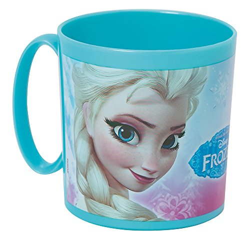 Fun House Disney Reines des Neiges Verre simple paroi 350 ml