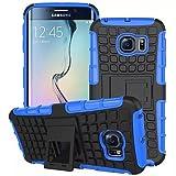 Handy schützen, TPU + pc stoßfest robuste Hybrid-Rüstung Harte Fallabdeckung für Samsung-Galaxie s6 Rand / S6 / S5 / S5 Mini / S4 Samsung
