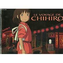 LE VOYAGE DE CHIHIRO -* PLAQUETTE DE CINEMA / SELECTION OFFICIELLE - FESTIVAL DE BERLIN 2002 / UN FILM DE HAYAO MIYAZAKI.