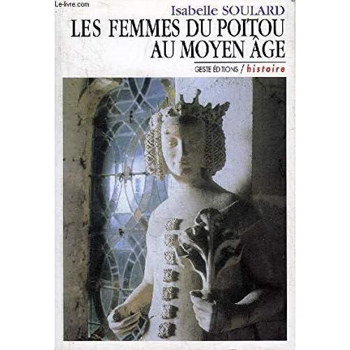 Les femmes du Poitou au Moyen Age