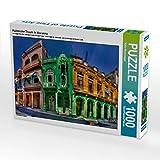 Kolonialer Traum in Havanna 1000 Teile Puzzle quer