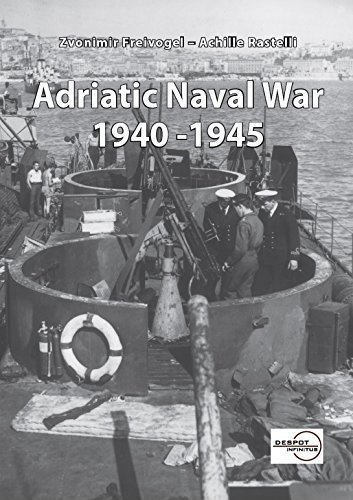 Adriatic Naval War 1940 - 1945