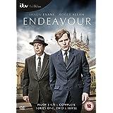 Endeavour: Series 1-3 [DVD] by Sam Reid