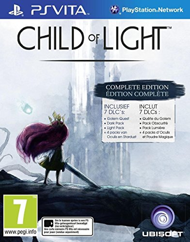 Child of Light - édition...