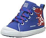 Geox Baby Jungen B Kilwi Boy F Sneaker, Blau (Royal/Red), 23 EU
