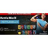 Kettleworx 2013 Ultra 10 DVD Set + Free 5lb Kettlbell