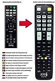 Télécommande de Rechange pour Sony RMT-AA400U STR-DH190