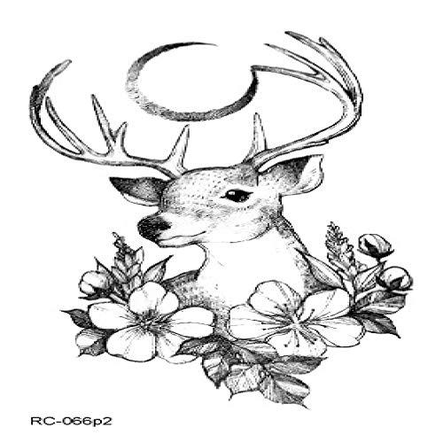 Rmeables, pequeñas frescas pegatinas tatuaje, personalidad
