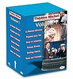 Coffret Le Théâtre Michel Vol. 1 : 6 DVD - La Bonne Adresse / Pyjama Pour Six / Sexe Et Jalousie / Bisous Bisous / Darling Chérie / Duos Sur Canapé