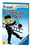 Ravensburger 20431 Kartenspiel - Schwarzer Peter Kaminkehrer Kinderkarten