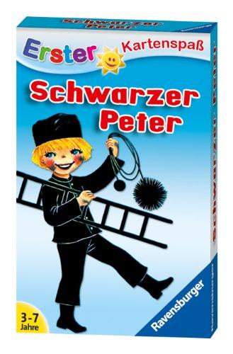Preisvergleich Produktbild Ravensburger 20431 - Schwarzer Peter Kaminkehrer Kinderkarten