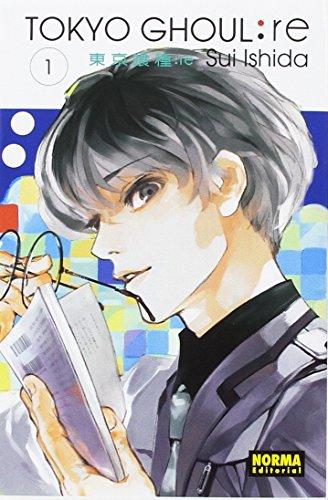 Tokyo Ghoul:re 1 por Sui Ishida