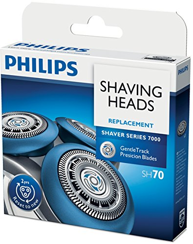 Philips GentlePrecision Scherköpfe für Shaver Series 7000 (SH70/50) -