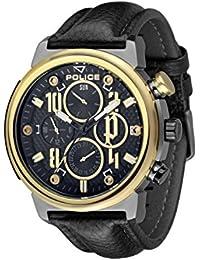 Police Herren-Armbanduhr Boa Chronograph Quarz 14250XSUG/02