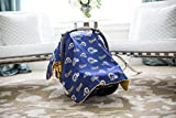 Carseat Canopy NFL St. Louis Rams Baby I...