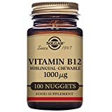 Solgar Vitamina B12 1000 µg - 100 Tabletas