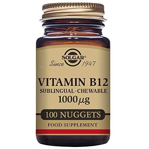 Solgar Vitamina B 12-100 Tabletas