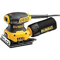 DEWALT DWE6411Z-IT - Lijadora Orbital 230W - 1/4 hoja - 14.000 opm + acoplamiento para persianas de madera