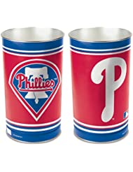 """Philadelphia Phillies Official MLB 15"""" Wastebasket by Wincraft by Wincraft"""