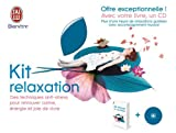 Kit relaxation (1CD audio)
