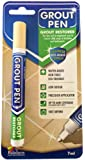 Grout Pen Beige - Revives & Restores Stained Tile Grout Leaving a Clean Fresh Look