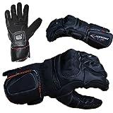 Winter Motorradhandschuhe Winter Racing Motorrad Handschuhe PROANTI Größen S-XXL