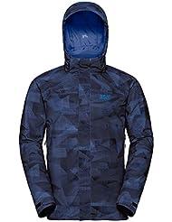 6811272460 Jack Wolfskin Uomo Mountain Edge Jacket Protezione dagli Agenti atmosferici  Giacca, Uomo, Mountain Edge