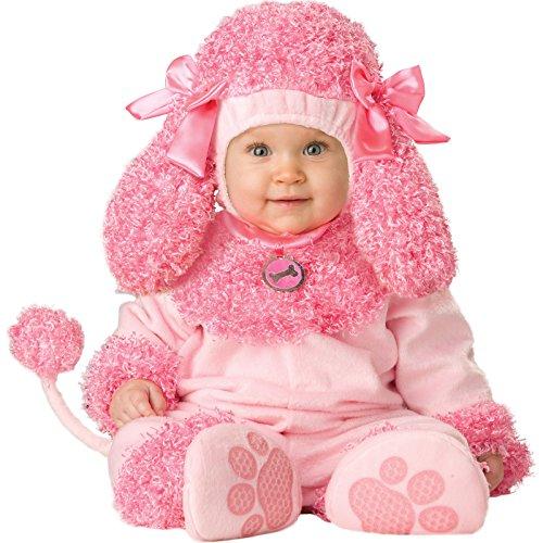Infant Precious Pink Pudel Kostüm (Pudel-mädchen-kostüm)