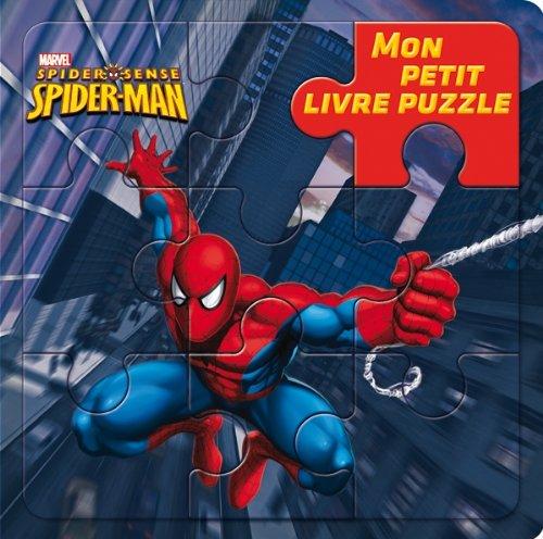 Spiderman, MON PETIT LIVRE PUZZLE