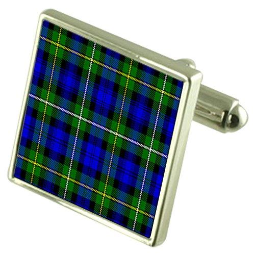 tartan-clan-campbell-gemelos-en-caso-personalizado-grabado