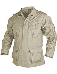 Helikon SFU Camisa Cotton Ripstop Khaki tamaño S