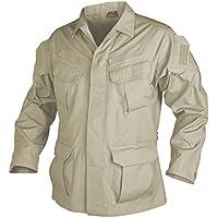 Helikon SFU Camisa Cotton Ripstop Khaki tamaño XL