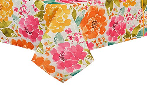 Casual Living by Newbridge Evelyn Indoor Outdoor Polyester Tisch Linens Landhausstil 60