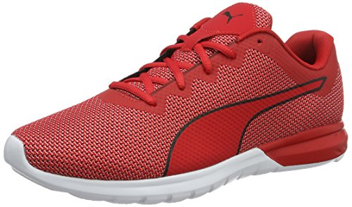 White puma Herren Puma Risk Laufschuhe 04 high Vigor Red Rot 6qB0Hv8