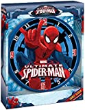 Ultimate Spiderman Wall Clock