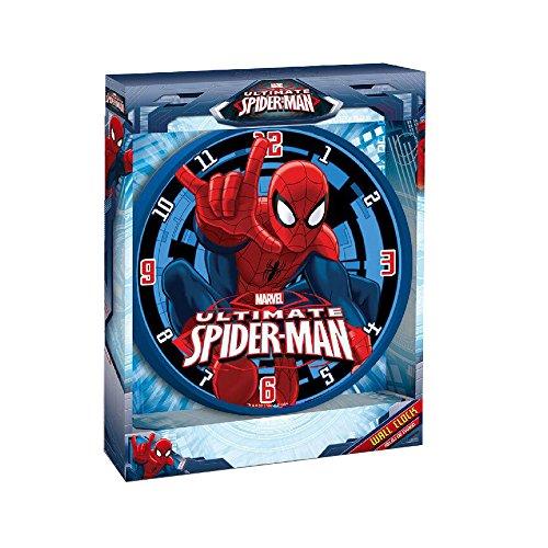 orologio-da-parete-24-cm-ultimate-spiderman-marvel-originale