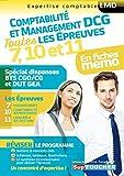 DCG Compta Management - Toutes les révisions de l'UE 7, 10,11 - Spécial dispense BTS CG et DUT GEA