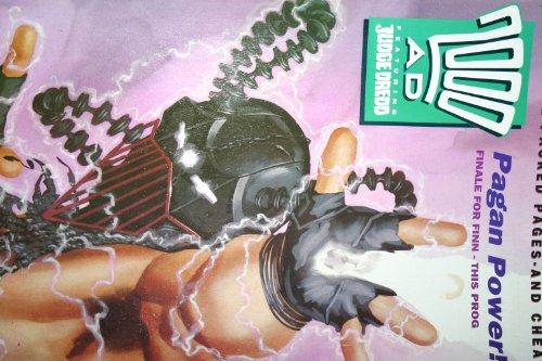 2000AD PROG 816 1993 Pagan Power! Issue (2000AD)