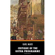 Critique of the Gotha Programme