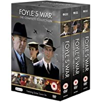 Foyle's War Series 1-6 Complete Boxed Set