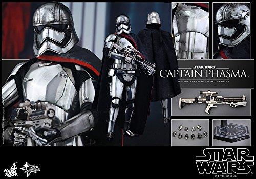Hot Toys - Capitán Phasma - Star Wars: El despertar de la fuerza