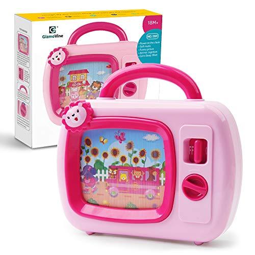 Spiele ab 2 Jahre Musikspielzeug TV für Babyspieluhren Basteln für Geschenke (Musik-tv)