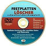 Festplatten HDD Löscher.Formatierer Datenvernichter.Sicher und Schnell. Datenlöschung.