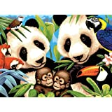 Royal & Langnickel PJL8 Endangered Animals Painting by Numbers Kit