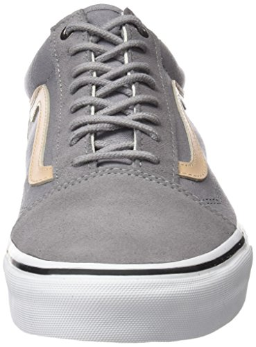 Vans  Ua Old Skool, Sneakers Basses homme Gris (Veggie Tan Frost Gray/true White)