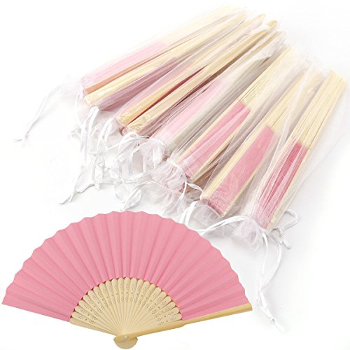 Kleidung & Accessoires ZuverläSsig Papierfächer Handfächer Fächer Weiss Zu Malen Für Hochzeit Fest Theater Fächer