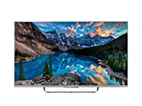 Sony KDL-55W807C 55 inch Smart 3D Full HD TV (Android TV, X-Reality Pro, Motionflow XR 800 Hz, Wi-Fi and NFC) - Silver [Energy Class A+]