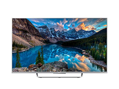 Sony KDL-55W807C 55 inch Smart 3D Full HD TV (Android TV, X-Reality Pro, Motionflow XR 800 Hz, Wi-Fi and NFC) - Silver